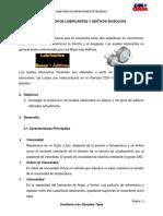 PRODUCCIÓN DE LUBRICANTES EN BOLIVIA Y ADITIVOS