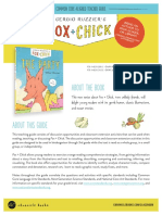 Fox and Chick Series Teacher Guide