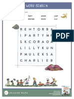Charlie and Mouse Activity Sheet