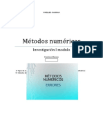 metodo numericos
