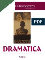 Dramatica de theatre, film et cinema