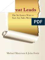 [PT] GREAT LEADS