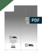 40452_Manual-VideoPort-HDL-VPI-AZ