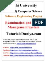 Examination and Result Management System - TutorialsDuniya.pdf