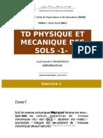TD mécaSol 1