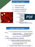 Anemies Hemotytiques v12 2012