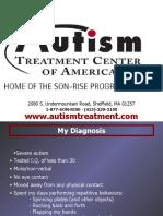 17546272 Autism Treatment Center of America Son Rise Program