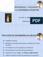 Enfermeria.situaciòn actual en argentina