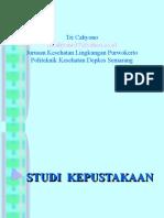 Riset Studi Kepustakaan