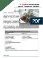 25. El Tezontle como Sustrato en la Produccion Horticola