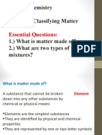 Chapter 2 Classifying Matter.ppt