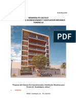 Memoria Cálculo y Descriptiva  A.A. Torre Tirreno 62