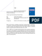 Pertemuan 3- 2017-Maradona-The Pathway of Transition to International FinancialReporting Standards (IFRS) in Developing Countries-Evidence from Indonesia.pdf