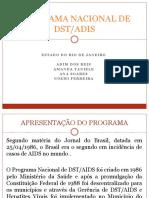PROGRAMA NACIONAL DE DST