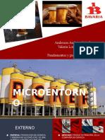 Fundamentos y proceso de mercadeo-BAVARIA S.A