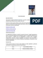 Carta de Bienvenida GERFIN Grupo 14 (1)