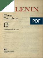 Obras completas. Tomo 13 (mayo - septiembre 1906) - Vladimir I. Lenin.pdf