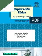 Exploración de Sistema Respiratorio pt.1