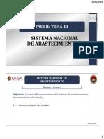 Sistema nacional de abastecimientos