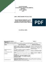 PLAN DE ESTUDIOS PREFÍSICA 6-9
