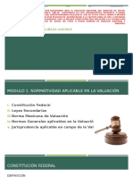 DEFENSOR LEGAL EN LA VALUACION