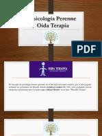 Psicología Perenne, Oida Terapia.