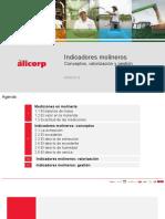 INDICADORES MOLINEROS