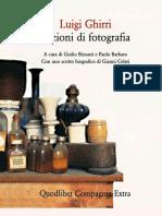 Luigi Ghirri - Lezioni Di Fotografia- (2010)