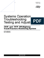 KENR9022-01 Systems Operation Troubleshooting Testing and Adjusting 7973F 797F