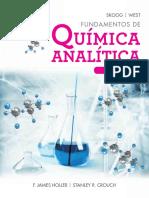 Libro Fundamentos Analitica Skoog 9ed