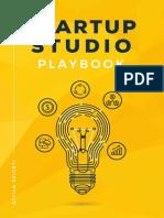 Startup Studio Playbook_ For entrepreneurs, pioneerudio framework and start building. - Attila Szigeti