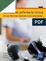 Técnicas de Enfermería Clínica de Las Técnicas Básicas a Las Avanzadas