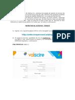 INSTRUCTIVO No  III (TACTICO - TECNICO) (002)