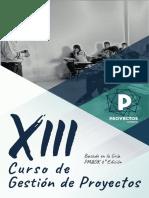 Brochure XIII Curso de Gestión de Proyectos.pdf