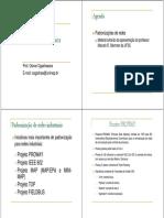 Meca - IEEE802 - Padronização de redes industriais