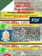 RECOMENDACIONES PARA ENTORNO EDUCATIVO ANTE CORONAVIRUS MEN CIRCULAR 11 DE MARZO 9 2020.pptx