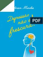 Livro Depressão não é frescura.pdf