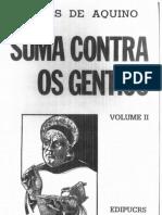 Suma Contra os Gentios Volume II Livro 3 - São Tomás de Aquino.pdf