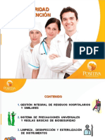 Bioseguridad es Prevención - Positiva 2009.ppt