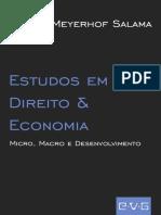 Estudos em direito e economia