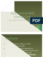 Comprehensive Pathophysiology of Guillain-Barré Syndrome