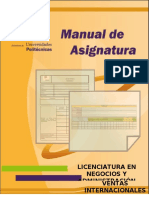 Manual de Ventas Internacionales