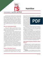 Antioxidant Properties of Beef, Chicken, Pork