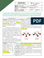 Propiedades Químicas y Físicas de los compuestos orgánicos