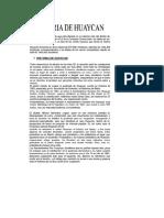 Historia de Huaycan_lima