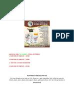 FIZIOTERÁPIA (helyreállító kezelés) - Megelőzés