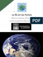 La Rse y La Pyme Chilena