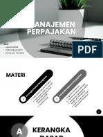 Manajemen Perpajakan Standard Costing