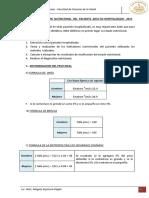 Guia de Evaluacion Nutricional en el Paciente Hospitalizado Adulto - 2015