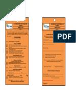 GENER-P-15 F2 Tarjeta de autorización de trabajo en caliente V.1